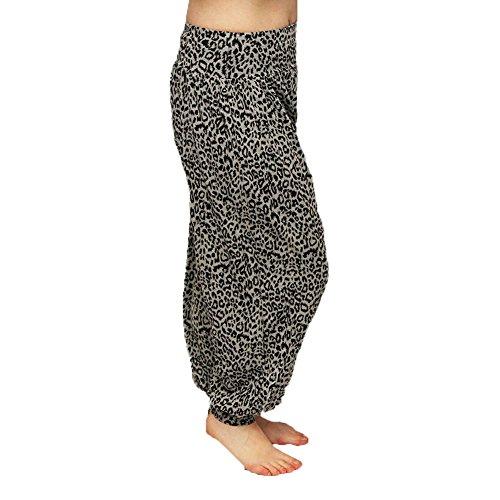 Avec Décontracté Taille Ladies Basse Pantalon Baba Loose Pantalons qXtEq