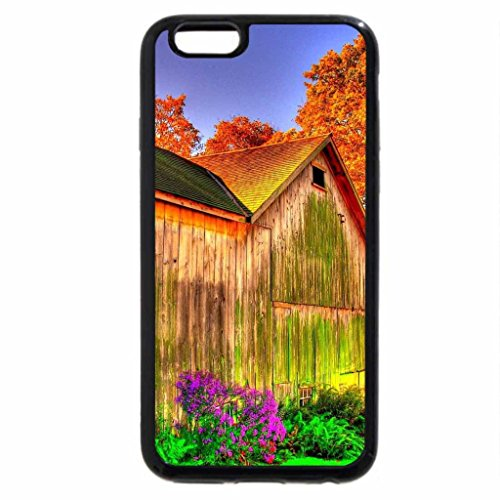 iPhone 6S / iPhone 6 Case (Black) beautiful barn hdr