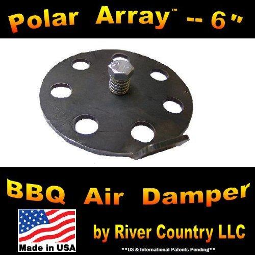 Polar Array Smoker Venting Damper product image