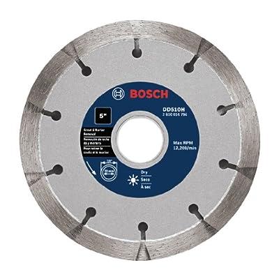 Bosch DD510H 5-Inch Premium Sandwich Tuckpointing Diamond Blade