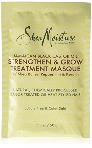 Shea Moisture Strengthen Grow & Restore Treatment Masque Pac