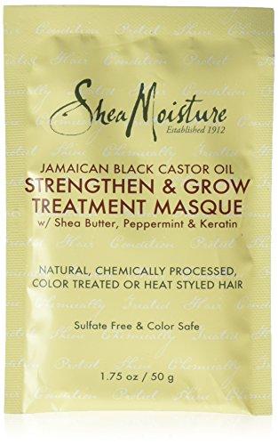 Shea Moisture Strengthen Grow & Restore Treatment Masque Pac