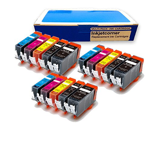 Inkjetcorner Compatible Cartridges PGI 250 CLI 251 product image