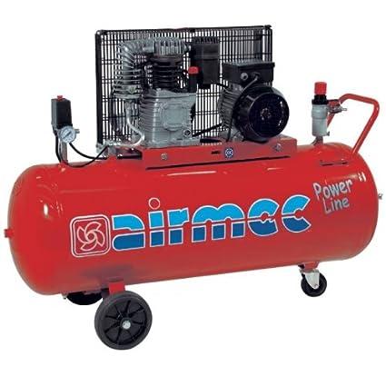 Espuelas – Compresor CRM 153 pl 2,2 kW 330 L/min. Depósito