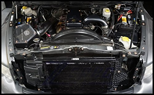 Diesel Engine Good Hoods - ZSPEC Ultimate Dress-Up Fastener Kit: for '02-05 Dodge RAM Diesel 5.9L Gloss Black