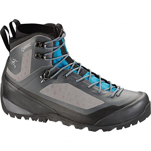 ARCTERYX Bora2 Mid Hiking Boot - Womens Boots 9 Light Graphite/Big Surf by ARCTERYX