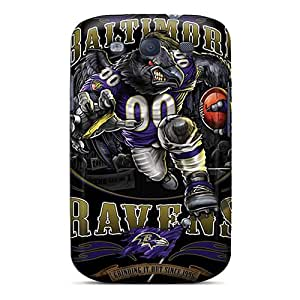 Samsung Galaxy S3 QAq843ZiYD Unique Design Beautiful Baltimore Ravens Pictures Great Hard Phone Covers -CharlesPoirier