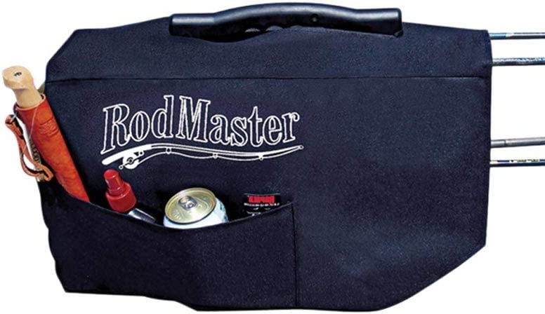 Rodmaster Rod Caddy and Portable Rod Rack Cover