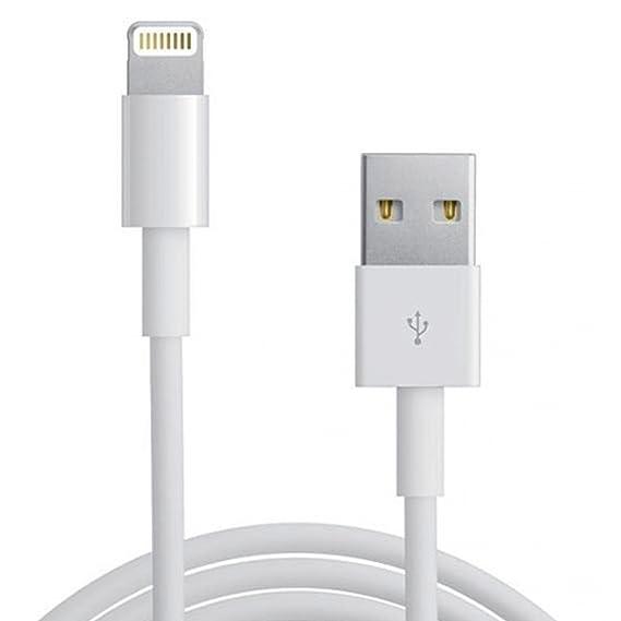 Cable usb para Iphone 5 y nuevos Ipad e Ipod
