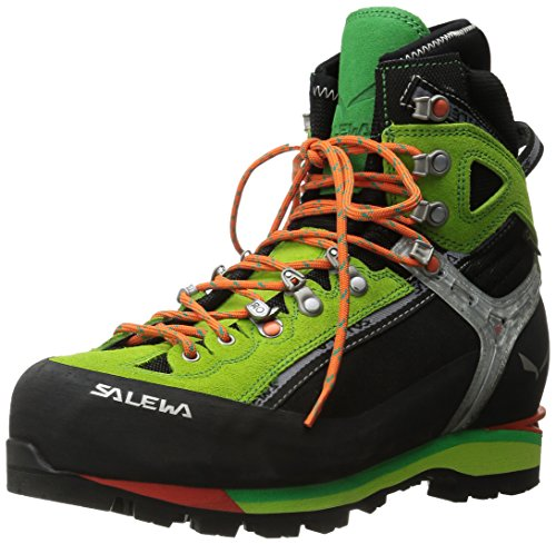 Salewa Men's MS Condor EVO GTX M Mountaineering Boot, Black/Cactus, 11 M ()