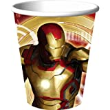 Iron Man 3 9 oz. Party Cups 8 Pack [Toy]