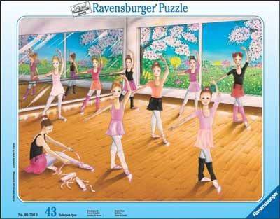 Ballet Class Puzzle - 5