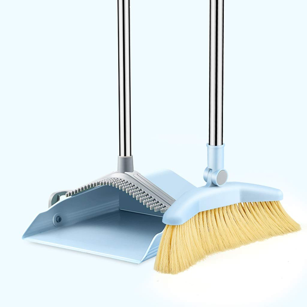 Lsxlsd Long Handled Dustpan And Brush Dustpan & Brush SetsIndoor Broom And Dustpan (Size : Model 3) by Lsxlsd