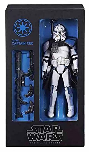 Rex Star Wars (Star Wars: Black Series Clone Captain Rex Hascon Exclusive)