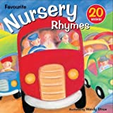 20 Favourite Nursery Rhymes Books Box Set Collection Including Old macDonald, Twinkle, Twinkle Little Star, The Wheels on the Bus, 5 Little Ducks, ... Nursery Rhymes - Illustrated by Wendy Straw) by Wendy Straw (2014-09-08)