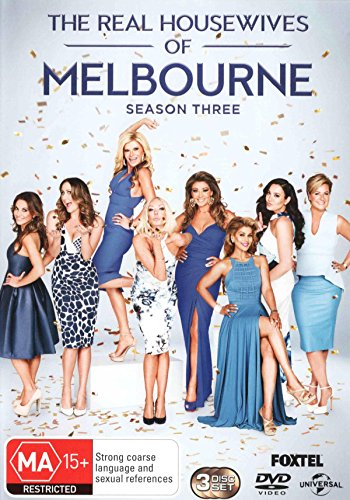 The Real Housewives Of Melbourne : Season 3 (Melbourne Imports)