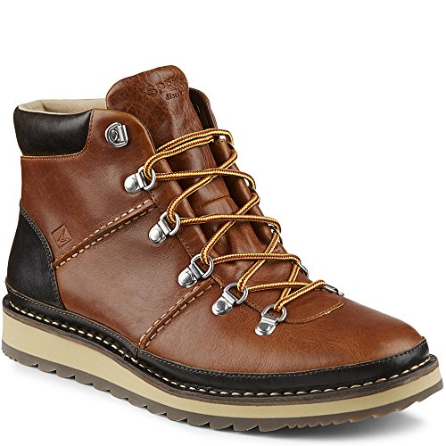 Sperry Top-Sider Men's Dockyard Alpine Chukka Boot, Tan, 8 M US
