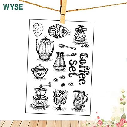 Amazon Scrapbooking Stamp Silicon Stamps Beautyyou Stamp Set