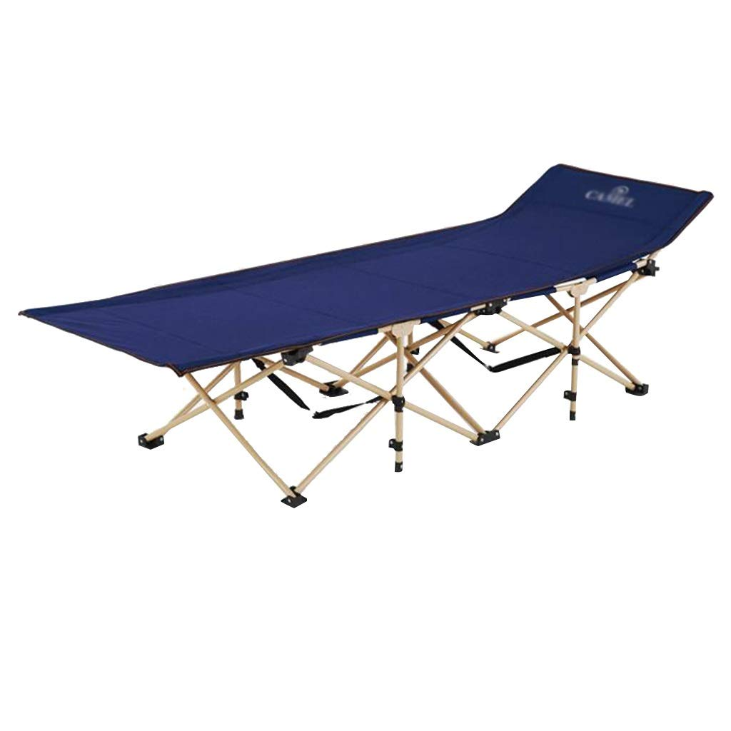 Camping Bed Folding Bed Adult Single Bed Office Lunch Bed