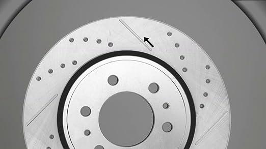 Disc Brake Hardware Kit-Original Performance Rear fits 99-05 Mazda Miata