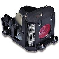 Emazne AN-M20LP1/AN-Z200LP1/BQC-PGM20X1/BQC-XVZ200++1 Projector Replacement Compatible Lamp With Housing For Sharp XV-Z200U
