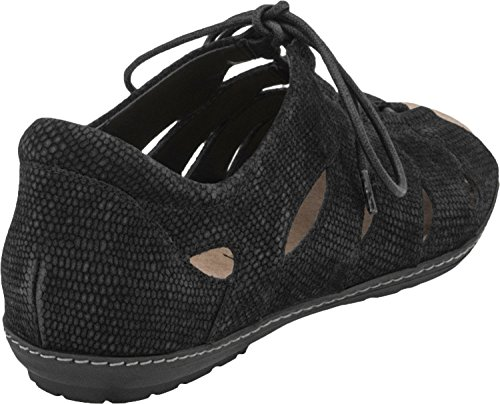 Black Sandal Women's Plover New Earth qA8X11