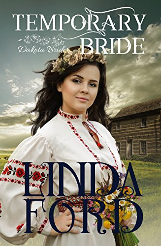 Temporary Bride (Dakota Brides Book 1) cover