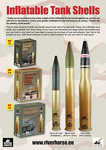 Amazon com: Inflatable WW2 88Mm Shell (German): Toys & Games
