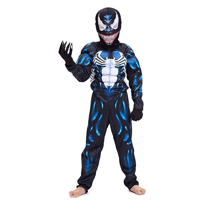 Enjoyfeel Disfras a la moda, Venom Disfraz de Cosplay para ...