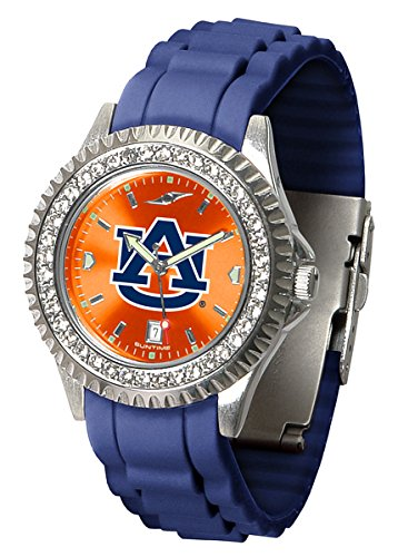 Linkswalker Ladies Auburn Tigers Sparkle Watch