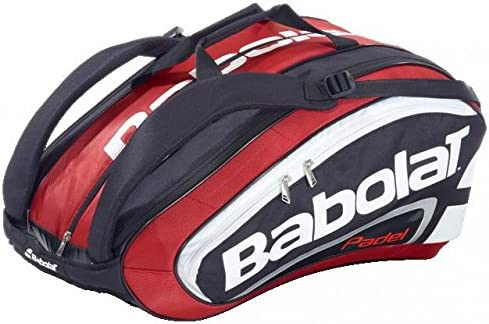 Babolat - Racket Holder Team Padel Bolsa, Color Rojo - Rojo ...