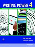 Writing Power 4, Sue Peterson, Dorothy Zemach, 0132314878