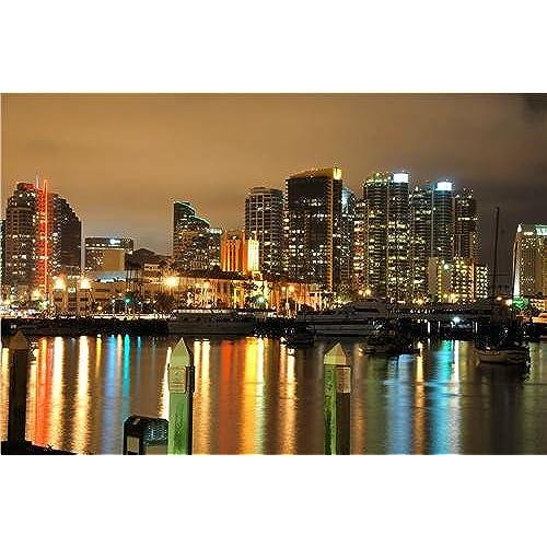 San Diego Skyline Amazon Com