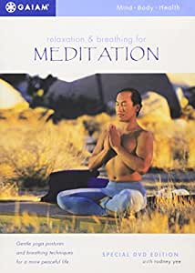 Relaxation & Breathing for Meditation [Import]