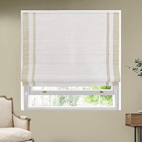Grneric Cordless Roman Shades Window Shade