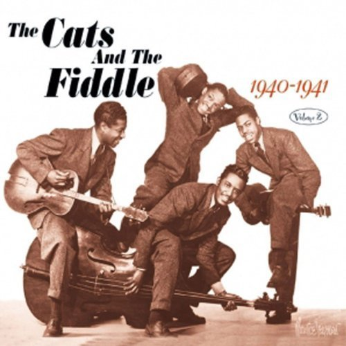 We Cats Will Swing For You Vol 2 by Cats & The Fiddle ()