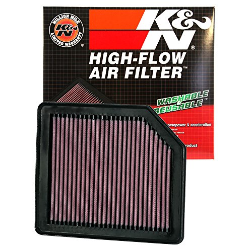 K&N 33-2342 High Performance Replacement Air Filter