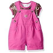 Carhartt Baby Girls' Sets, Realtree Xtra P, 3M