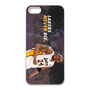 Generic Cell Phone Cases For Apple Iphone 5 5S Cell Phone Design With 2015 NBA #24 Kobe Bryant niy-hc820986