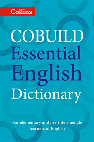 COBUILD Essential English Dictionary (Collins COBUILD Dictionaries for Learners) by HarperCollins UK