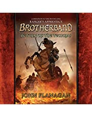 Return of the Temujai: The Brotherband Chronicles, Book 8