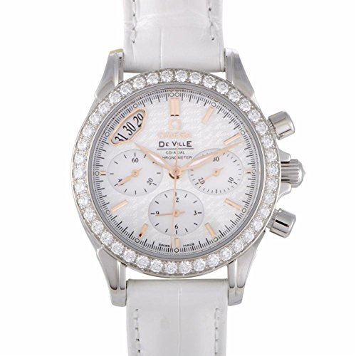 Omega De Ville automatic-self-wind womens Watch 422.18.35.50.05.001 (Certified Pre-owned)