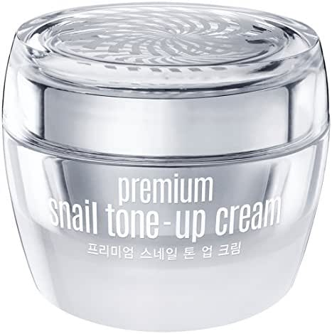 Goodal Premium Snail Tone-up Cream 1.7 Ounce Silver