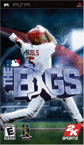 The Bigs - Sony PSP