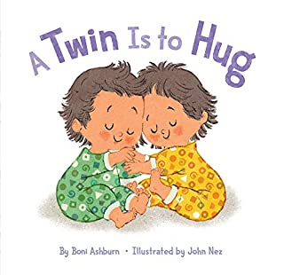 Book Cover: A Twin Is to Hug