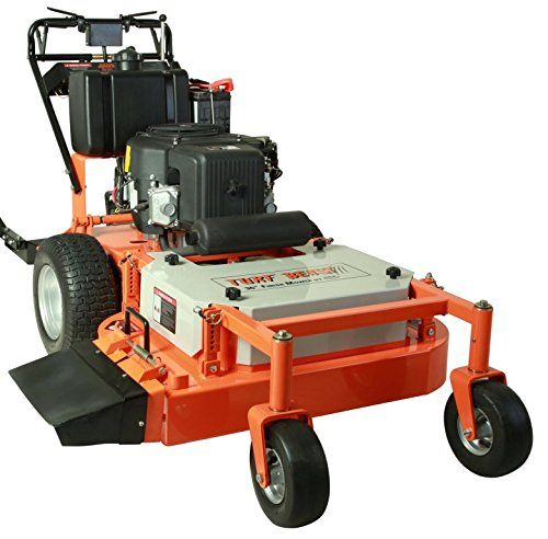 Turf Beast 36FB 36'' 22 HP Walk Behind Dual Hydro Finish Cut Turf Mower by Turf Beast
