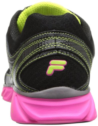 Corsa Green knockout Dolce neon Memoria Scarpa 2 Fila Da Black Pink HT6w4Cq