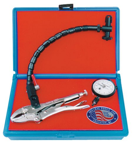 - Central Tools 6450 Disc Rotor/Ball Joint Gauge Set
