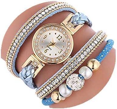 Wrist Watches for Women Under 5 Women Luxury Crystal Women Gold Bracelet Quartz Wristwatch Rhinestone Watches Nice Gifts for Your Lovers