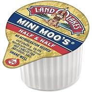 Land O' Lakes Half & Half Mini Moo, 384-Count Single-Serve Packages
